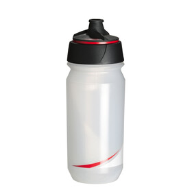 Tacx Shanti Twist Vattenflaska 500ml röd/transparent